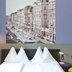Hotel Beethoven Wien балкон