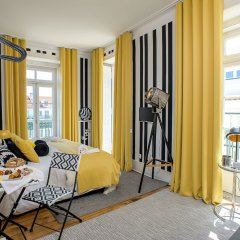 Отель No Limit Bairro Alto в номере фото 2
