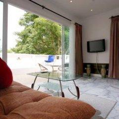 Отель Cabana Pool Suite комната для гостей фото 2