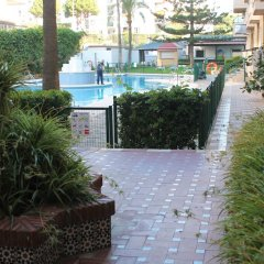 Отель Apartamento Sol del Mar Mediterraneo Фуэнхирола