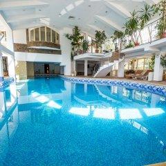 Отель Snezhanka Болгария, Пампорово - отзывы, цены и фото номеров - забронировать отель Snezhanka онлайн бассейн фото 3