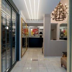 Отель Fos DownTown Suites Афины интерьер отеля