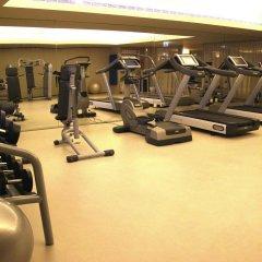 Отель Crowne Plaza Vilamoura - Algarve фитнесс-зал