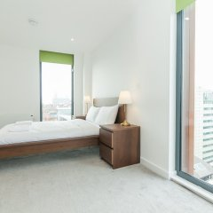 Апартаменты 2 Bedroom Apartment With Stunning Views комната для гостей фото 3