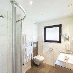Отель Erhart Австрия, Хохгургль - отзывы, цены и фото номеров - забронировать отель Erhart онлайн ванная фото 2