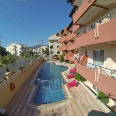 Highlife Apartments Турция, Мармарис - 1 отзыв об отеле, цены и фото номеров - забронировать отель Highlife Apartments онлайн бассейн фото 3