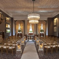 Отель Intercontinental Edinburgh the George развлечения