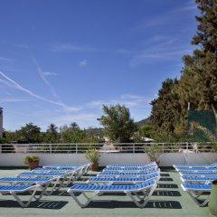 Отель Apartamentos Sol y Vera бассейн