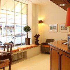 Отель Andi Stadthotel Германия, Мюнхен - 1 отзыв об отеле, цены и фото номеров - забронировать отель Andi Stadthotel онлайн интерьер отеля фото 2
