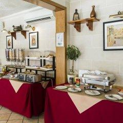 Отель Rokna Hotel Мальта, Сан Джулианс - 1 отзыв об отеле, цены и фото номеров - забронировать отель Rokna Hotel онлайн питание фото 2