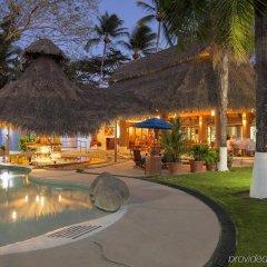 Bahia del Sol Beach Front Boutique Hotel бассейн