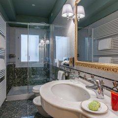 Отель Al Ponte Antico Италия, Венеция - отзывы, цены и фото номеров - забронировать отель Al Ponte Antico онлайн ванная