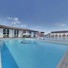 Отель Sporting Center Италия, Монтегротто-Терме - отзывы, цены и фото номеров - забронировать отель Sporting Center онлайн бассейн
