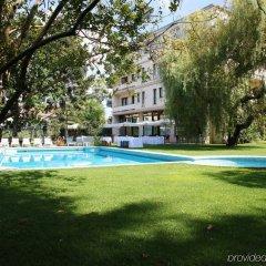Отель Blue Dream Hotel Италия, Монселиче - отзывы, цены и фото номеров - забронировать отель Blue Dream Hotel онлайн бассейн