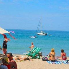 Hotel Petit Mercedes Puerto Vallarta пляж фото 2