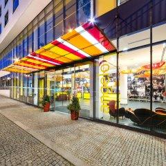 Отель Vienna House Easy Pilsen Чехия, Пльзень - 3 отзыва об отеле, цены и фото номеров - забронировать отель Vienna House Easy Pilsen онлайн парковка