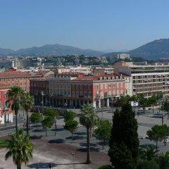 Отель Albert 1'er Hotel Nice, France Франция, Ницца - 9 отзывов об отеле, цены и фото номеров - забронировать отель Albert 1'er Hotel Nice, France онлайн фото 4