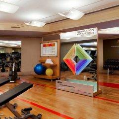 Sheraton Roma Hotel & Conference Center фитнесс-зал