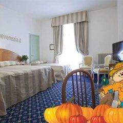 Отель Venezia Terme Италия, Абано-Терме - 6 отзывов об отеле, цены и фото номеров - забронировать отель Venezia Terme онлайн комната для гостей фото 5