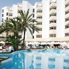 Отель Hipotels Bahía Grande Aparthotel бассейн фото 3