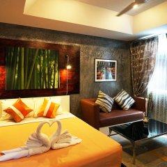 Отель Phuket Paradiso Hotel Таиланд, Бухта Чалонг - отзывы, цены и фото номеров - забронировать отель Phuket Paradiso Hotel онлайн комната для гостей