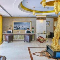 Отель Arabian Dreams Deluxe Hotel Apartments ОАЭ, Дубай - отзывы, цены и фото номеров - забронировать отель Arabian Dreams Deluxe Hotel Apartments онлайн интерьер отеля фото 3