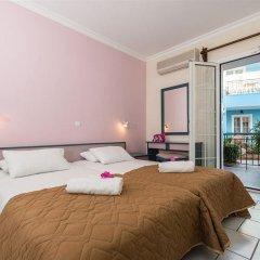 Отель Sofia's Hotel Греция, Каламаки - отзывы, цены и фото номеров - забронировать отель Sofia's Hotel онлайн комната для гостей фото 5