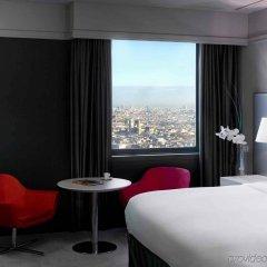 Отель Pullman Paris Montparnasse комната для гостей фото 5