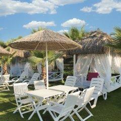 Delphin Diva Premiere Hotel Турция, Кунду - 8 отзывов об отеле, цены и фото номеров - забронировать отель Delphin Diva Premiere Hotel - All Inclusive онлайн приотельная территория фото 2