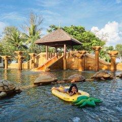 Отель JW Marriott Phuket Resort & Spa Таиланд, Пхукет - 1 отзыв об отеле, цены и фото номеров - забронировать отель JW Marriott Phuket Resort & Spa онлайн приотельная территория фото 2