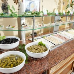 Отель Славуна питание