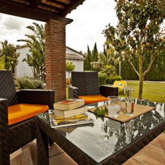 Отель Hacienda Roche Viejo Испания, Кониль-де-ла-Фронтера - отзывы, цены и фото номеров - забронировать отель Hacienda Roche Viejo онлайн питание фото 2