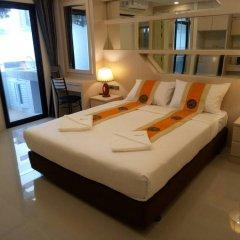 Отель B your home Hotel Donmueang Airport Bangkok Таиланд, Бангкок - отзывы, цены и фото номеров - забронировать отель B your home Hotel Donmueang Airport Bangkok онлайн комната для гостей фото 4
