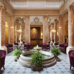 Отель Beau Rivage Geneva Швейцария, Женева - 2 отзыва об отеле, цены и фото номеров - забронировать отель Beau Rivage Geneva онлайн интерьер отеля фото 3