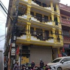 Отель OYO 836 Mangcay House Шапа парковка
