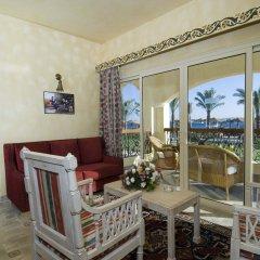 Курортный отель Sunrise Select Royal Makadi комната для гостей