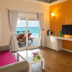Отель Sun Aqua Vilu Reef комната для гостей фото 4