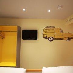 Best Western London Peckham Hotel 3* Стандартный номер с различными типами кроватей фото 17