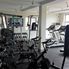Отель Capital Inn Ibadan фитнесс-зал