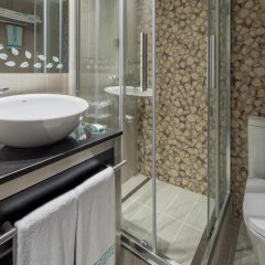 Hotel Suizo ванная