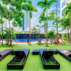 Отель Nam Talay Jomtien Beach Паттайя детские мероприятия фото 2