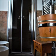 Отель Castel Bigozzi Строве ванная