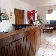 Отель Aguamarinha Pousada интерьер отеля