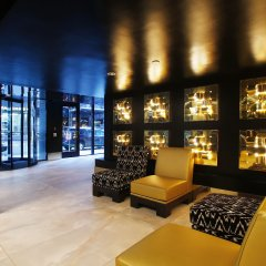Room Mate Grace Boutique Hotel интерьер отеля