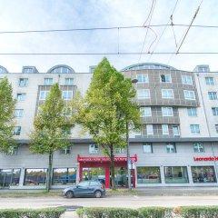 Отель Leonardo Hotel Munich City Olympiapark Германия, Мюнхен - 2 отзыва об отеле, цены и фото номеров - забронировать отель Leonardo Hotel Munich City Olympiapark онлайн парковка
