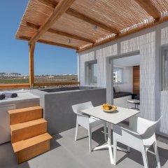 Отель June Twenty Suites Греция, Остров Санторини - отзывы, цены и фото номеров - забронировать отель June Twenty Suites онлайн балкон