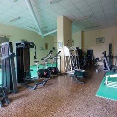 Апартаменты Oceanografic & Spa Apartments фитнесс-зал