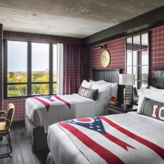 Отель Graduate Columbus США, Колумбус - отзывы, цены и фото номеров - забронировать отель Graduate Columbus онлайн комната для гостей фото 4