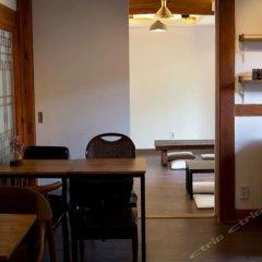 Отель The Place Seoul Hanok Guesthouse удобства в номере фото 2