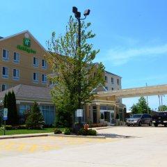 Отель Holiday Inn Effingham фото 5
